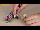 Конструктор LEGO City (Лего Сити) «Патрульная машина»